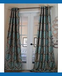 Target Turquoise Curtains by Turquoise And White Shower Curtain Nucleus Home
