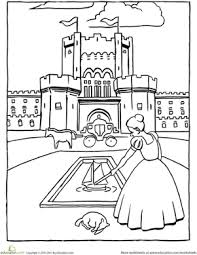 fairy tale coloring pages education com