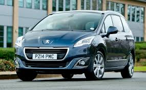 peugeot family car seven seat family cars tested by mum to keep everyone happy