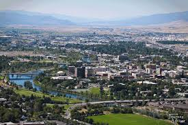 Most Beautiful Cities In The Us Located Along The Clark Fork River Missoula Is The Beautiful