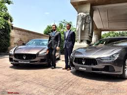 maserati grancabrio 2015 official maserati returns to india team bhp