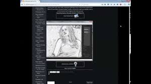 instant photo sketch pro 2 0 youtube