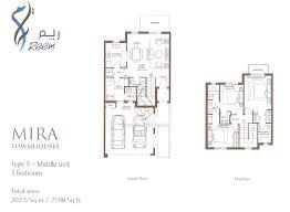 mira villas and townhouses in dubai