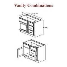 Bathroom Vanity Base Cabinets Standard Bathroom Base Cabinet Dimensions Centerfordemocracy Org