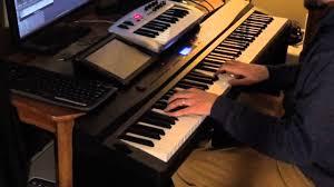Phish Bathtub Gin Chords by Horn Phish Piano Cover Youtube