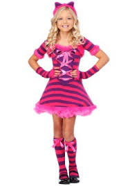 Kids Cat Halloween Costumes Alice Wonderland Costumes Kids Halloweencostumes