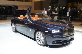 mansory rolls royce dawn it u0027ll swallow you whole 2015 frankfurt show u0027s humongous halls and