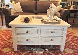 Cottage Coffee Table Cottage Style Coffee Table The Rustic Pig