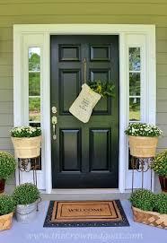 Exterior Door Paint Ideas Non Fade Front Door Paint Modern Masters Cafe