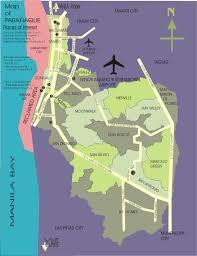 Metro Manila Map by Map Pque Jpg