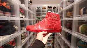 the worlds most expensive sneaker collection youtube