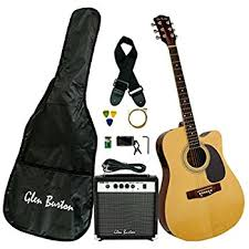 amazon black friday deals guitars amazon com full acoustic guitar package musical instruments