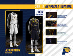 jersey design indiana pacers indiana pacers on twitter our new look and nike uniforms are here
