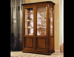 Cherry Bookcase With Glass Doors by Top Cherry Wood Bookshelves On Furniture With Hooker Furniture