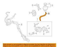 lexus sc430 engine for sale lexus toyota oem 02 10 sc430 power steering suction hose