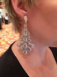 heavy diamond earrings ferraris jewelry designer jewelry fashion tips