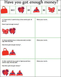 real life money worksheets free printable primary money