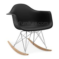 Eames Rocking Chair For Nursing Eames Rocking Chair Plastic