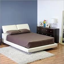 White Platform Bed Frame Comfortable And Cozy White Platform Bed U2014 Derektime Design