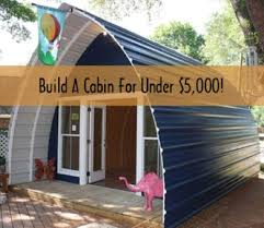 how to build a cabin house how to build a cabin in a weekend for under 5000 http