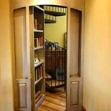 Diy Bookcase Door Bookcase Diy Hidden Door Hinge System Secret Bookcase Door Hinge