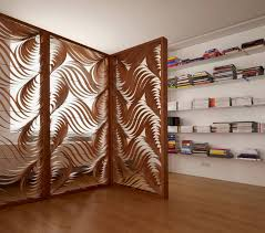 stylish room divider insight on decoration or make space with