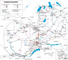 Zambia Map Energy Sector U2013 Recp