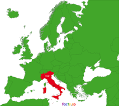 The Map Of Italy by Map Of Italy And Europe For Map Europe Italy Spainforum Me