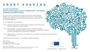 New Office Opening Invitation Card Matter Conference Programme Smart Sharing European Data Protection