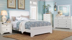 White Sleigh Bed Belcourt White 5 Pc Sleigh Bedroom Bedroom Sets White