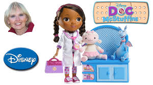 doc mcstuffins magic talkin u0027 doc u0026 friends doll