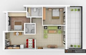 Building Plans For House by 3d Floor Plan For House Jpg 1280 828 Planos Casa Pinterest