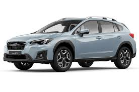 subaru crosstrek rims 2018 subaru crosstrek impresses at geneva the drive