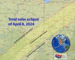 Danville Ohio Map by Solar Eclipse Prep Underway For Teachers Kentucky Teacher