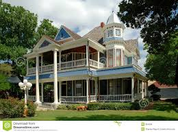 historical house plans historical house in granbury texas royalty free stock images
