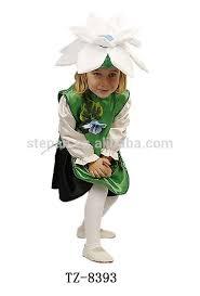 tz 68229 kids flower fancy dress costumes buy flower costume for