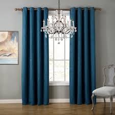 Royal Blue Curtains Curtain Royal Blue Curtains For Living Room Home Info Impressive