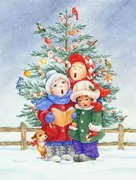 181 best holiday carolers images on pinterest christmas carol
