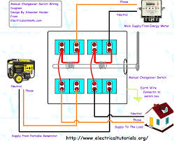 manual transfer switch wiring diagram floralfrocks