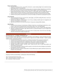 corporate resume template book