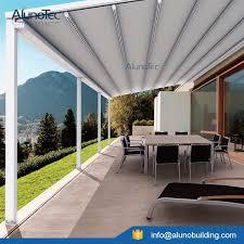Awning Waterproofing Waterproof Sun Louvres Aluminium Pergola Awning Buy Aluminium