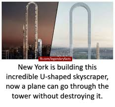 fbcomlegendary facts new york is building this incredible u shaped