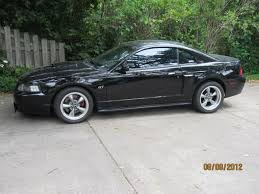 2001 Black Mustang 2001 Ford Mustang Gt For Sale Minneapolis Minnesota