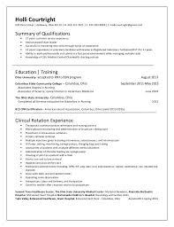 Sample Er Nurse Resume by Emergency Rn Resume Sample Contegri Com