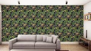 buy clarke and clarke w0083 03 monkey business wallpaper colony