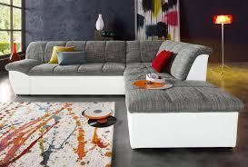 canapé d angle 3 suisses canapé d angle convertible gris et blanc 3suisses