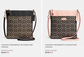 coach handbag clearance and more semi annual sale at coach