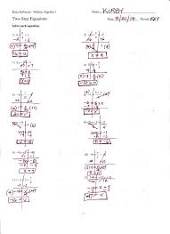 literal equations worksheet algebra 1 with answers tessshebaylo