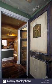 view of interior hallways in 1920 u0027s bungalow style home in