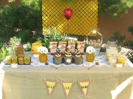 Baby Shower Table Ideas by Winnie The Pooh Baby Shower Ideas Games Food Favors U0026 Decorations